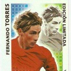 Cromos de Fútbol: MATCH ATTAX EDICION LIMITADA TORRES WORLD STARS 2010 (LIMITED EDITION) SPAIN ESTRELLAS MUNDIALES. Lote 31981746