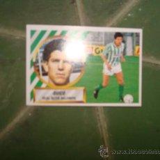 Cromos de Fútbol: BETIS QUICO EDICIONES ESTE 1988-1989 88-89 NUEVO. Lote 32076056