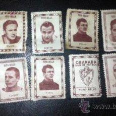 Cromos de Fútbol: LOTE CROMOS FOTO SELLO FUTBOL 1940 1941 GABILONDO RAICH SIERRA FLORO GIMERAENS URRA VICTOR PEDRITO... Lote 32127157