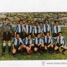 Cromos de Fútbol: HERCULES CF NUM 18 , CROMOS EQUIPOS FUTBOL , RARO. Lote 32227386