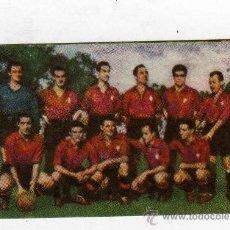 Cromos de Fútbol: MURCIA CF NUM 15 , CROMOS EQUIPOS FUTBOL , RARO. Lote 32227394