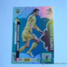 Cromos de Fútbol: CROMO ADRENALYN XL EURO 2012 ANDRIY SHEVCHENKO LIMITED EDITION. Lote 32369142