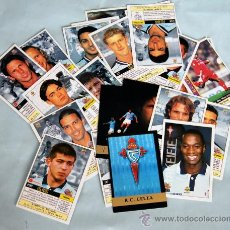Cromos de Fútbol: MUNDICROMO - LIGA 1999 - 2000 - 29 CROMOS DEL EQUIPO R.C.CELTA. Lote 32422772