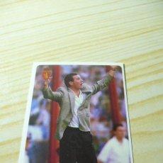 Cromos de Fútbol: 110 V.FERNANDEZ ZARAGOZA MUNDICROMO FICHAS DE LA LIGA 1995-1996 95-96 . Lote 32588118