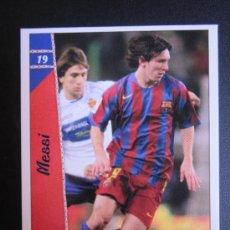 Cromos de Futebol: MUNDICROMO 2006 2007 06 07 Nº 19 MESSI F.C. BARCELONA. Lote 204402417