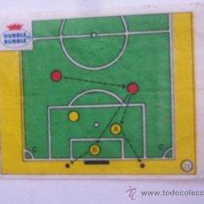 Cromos de Fútbol: 1 CROMO CHICLE DUBBLE BUBBLE FUTBOL MUNDIAL Nº 23. Lote 32710385