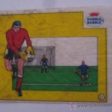 Cromos de Fútbol: 1 CROMO CHICLE DUBBLE BUBBLE FUTBOL MUNDIAL Nº 22. Lote 32710387