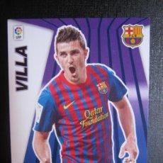 Cromos de Fútbol: MEGACRACKS 2012-2013 MEGAS MGK 12 13 - VILLA F.C. BARCELONA Nº 421 MEGA BOMBERS. Lote 232183390