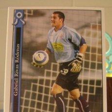 Cromos de Fútbol: MUNDICROMO FICHAS DE LA LIGA 2005-2006 05 06 BIEL (ESPANYOL). Lote 32839219