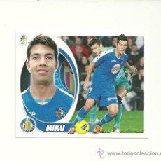 Cromos de Fútbol: EDICIONES ESTE 2012-2013 MIKU (GETAFE) LIGA 12-13 - CROMOS . Lote 32884889