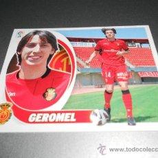 Cromos de Fútbol: FICHAJE 37 GEROMEL MALLORCA CROMOS ALBUM EDICIONES ESTE LIGA FUTBOL 2012 2013 12 13 PANINI . Lote 33980321