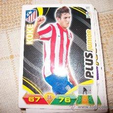 Cromos de Fútbol: ADRENALYN XL - 2011 2012 - FUTBOL - KOKE - ATLETICO MADRID - PLUS JUNIOR. Lote 33261524