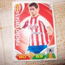 Cromos de Fútbol: ADRENALYN XL - 2011 2012 - FUTBOL - NACHO CASES - SPORTING GIJON. Lote 35783847
