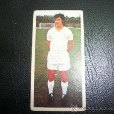 Cromos de Fútbol: CAMACHO DEL REAL MADRID ALBUM ESTE LIGA 1975 - 1976 ( 75- 76 ). Lote 33471184