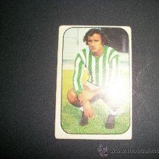 Cromos de Fútbol: MENDIETA DEL BETIS ALBUM ESTE LIGA 1976 - 1977 ( 76 - 77 ) . Lote 33649203