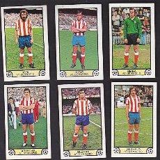 Cromos de Fútbol: CROMOS FUTBOL ESTE 79-80 AT.MADRID VER RELACION 2 EUROS UNIDAD NUNCA PEGADOS. Lote 35286573