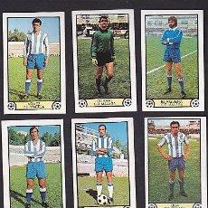 Cromos de Fútbol: CROMOS FUTBOL ESTE 79-80 MALAGA VER RELACION 2 EUROS UNIDAD NUNCA PEGADOS. Lote 33748381