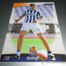 Cromos de Fútbol: 795 ANSOTEGI REAL SOCIEDAD CROMOS ALBUM MUNDICROMO LIGA FUTBOL 2008 2009 08 09. Lote 57714765