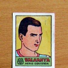 Cromos de Fútbol: FÚTBOL CLUB BARCELONA - BALMANYA - CROMOS CULTURA - EDITORIAL BRUGUERA 1941-42. Lote 33938865