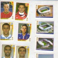 Cromos de Fútbol: CROMOS DE FUTBOL - PANINI 2002 KOREA JAPAN FIFA WOELR CUP - A 0,70 UNIDAD. Lote 143706050