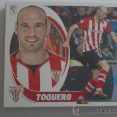 Cromos de Fútbol: TOQUERO Nº 16 A - ATHLETIC CLUB - LIGA 2012-2013 12 13 - COLECCIONES ESTE PANINI. Lote 34746986