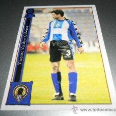 Cromos de Fútbol: 1013 VICENTE HERCULES CROMOS ALBUM MUNDICROMO PLATINUM LIGA FUTBOL 05 06 2005 2006 . Lote 34502668