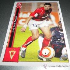 Cromos de Fútbol: 871 ACCIARI MURCIA CROMOS ALBUM MUNDICROMO PLATINUM LIGA FUTBOL 05 06 2005 2006. Lote 114511964