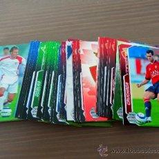 Cromos de Fútbol: MEGA CRACKS 2005 2006 05 / 06 PANINI SPORTS 196 CROMOS. Lote 34554754