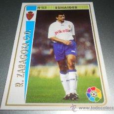 Cromos de Fútbol: 53 ESNAIDER ZARAGOZA CROMOS ALBUM EDICIONES MUNDICROMO LIGA FUTBOL 1994 1995 94 95. Lote 110549747