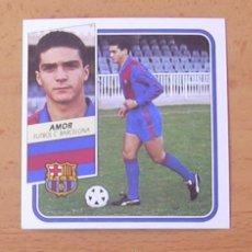 Cromos de Fútbol: FÚTBOL CLUB BARCELONA - AMOR - EDICIONES ESTE 1989-1990, 89-90 - NUNCA PEGADO. Lote 49146865