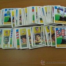 Cromos de Fútbol: 155 CROMOS DE EDICIONES ESTE 1992-93,NO HAY REPETIDOS. Lote 35066895