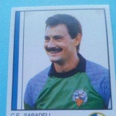 Cromos de Fútbol: 226 - MANZANEDO (CE SABADELL) - CROMO PANINI FUTBOL 87 LIGA - . Lote 35246181