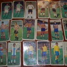 Cromos de Fútbol: LOTE DE 18 CROMOS LIGA 77 78 , ESTE, . Lote 78451879