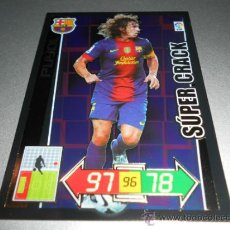 Cromos de Futebol: 431 PUYOL SUPER CRACK SUPERCRACK F.C. BARCELONA CROMOS ADRENALYN XL LIGA 2012 2013 12 13 PANINI. Lote 203607870
