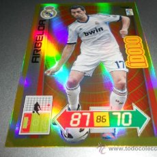Cromos de Futebol: 408 ARBELOA IDOLO REAL MADRID CROMOS ADRENALYN XL LIGA FUTBOL 2012 2013 12 13 PANINI. Lote 119304582