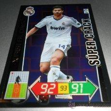 Cromos de Futebol: 439 XABI ALONSO SUPER CRACK SUPERCRACK REAL MADRID CROMOS ADRENALYN XL LIGA 2012 2013 12 13. Lote 199480006