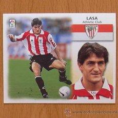 Cromos de Fútbol: ATHLETIC DE BILBAO - LASA - EDICIONES ESTE 1999-2000, 99-00 - NUNCA PEGADO. Lote 35534641
