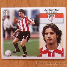 Cromos de Fútbol: ATHLETIC DE BILBAO - LARRAINZAR - EDICIONES ESTE 1999-2000, 99-00 - NUNCA PEGADO. Lote 35534658