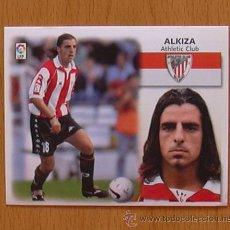 Cromos de Fútbol: ATHLETIC DE BILBAO - ALKIZA - EDICIONES ESTE 1999-2000, 99-00 - NUNCA PEGADO. Lote 35534764