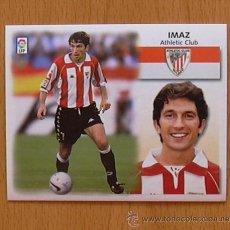 Cromos de Fútbol: ATHLETIC DE BILBAO - IMAZ - EDICIONES ESTE 1999-2000, 99-00 - NUNCA PEGADO. Lote 35534874