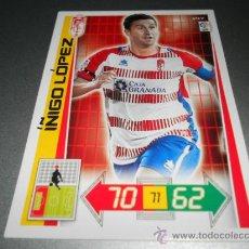 Cromos de Futebol: 147 IÑIGO LOPEZ GRANADA CROMOS ALBUM ADRENALYN XL LIGA FUTBOL 2012 2013 12 13 PANINI. Lote 41289222