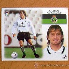 Cromos de Fútbol: RACING DE SANTANDER - ARZENO - EDICIONES ESTE 1999-2000, 99-00 - NUNCA PEGADO. Lote 35565134