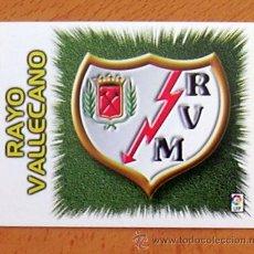 Cromos de Fútbol: RAYO VALLECANO - ESCUDO - EDICIONES ESTE 1999-2000, 99-00 - NUNCA PEGADO. Lote 35565438