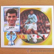 Cromos de Fútbol: CELTA - ALEJO - EDICIONES ESTE 1994-1995, 94-95 - NUNCA PEGADO. Lote 35586930