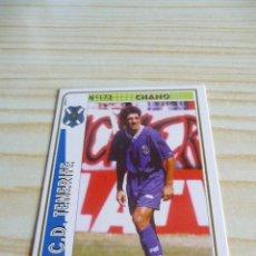 Cromos de Fútbol: 173 CHANO TENERIFE MUNDICROMO FICHAS DE LA LIGA 1994-1995 94-95. Lote 195288678