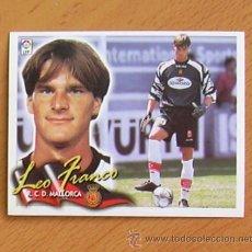 Cromos de Fútbol: MALLORCA - LEO FRANCO - EDICIONES ESTE 2000-2001, 00-01 - NUNCA PEGADO. Lote 54701047
