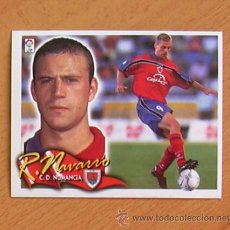 Cromos de Fútbol: NUMANCIA - RUBÉN NAVARRO - EDICIONES ESTE 2000-2001, 00-01 - NUNCA PEGADO. Lote 54701048
