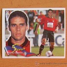 Cromos de Fútbol: OSASUNA - SENA - EDICIONES ESTE 2000-2001, 00-01 - NUNCA PEGADO. Lote 35703717