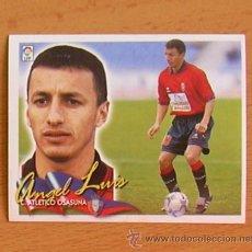 Cromos de Fútbol: OSASUNA - ANGEL LUIS - EDICIONES ESTE 2000-2001, 00-01 - NUNCA PEGADO. Lote 54701050