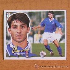 Cromos de Fútbol: OVIEDO - AMIEVA - EDICIONES ESTE 2000-2001, 00-01 - NUNCA PEGADO. Lote 54701072